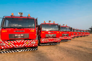 Vijay Fire Vehicles and Pumps Ltd